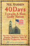 40 Days Towards A More Godly Nation Book and Study Guide - By Neil Mammen