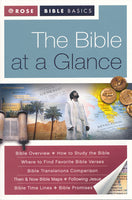 Bible at a Glance by Rose Publishing
