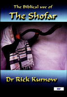 The Biblical Use of the Shofar DVD by Dr. Rick Kurnow