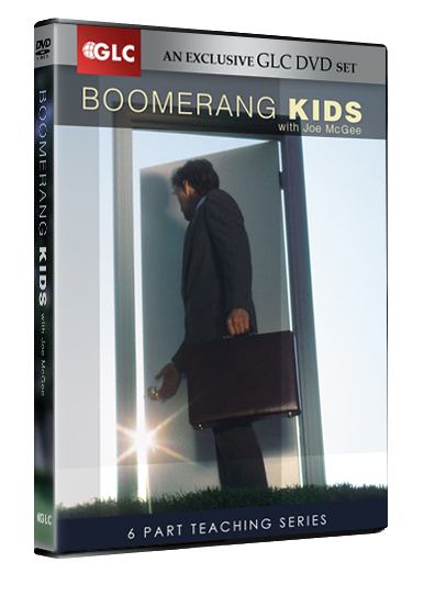 Boomerang Kids with Joe McGee DVD