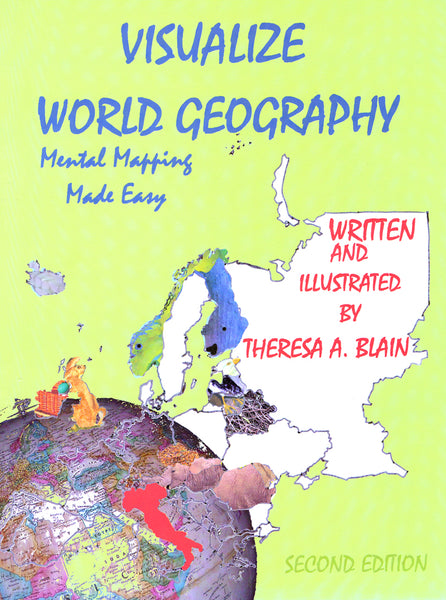 Visualize World Geography by Theresa Blain