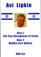 The Five Deceptions of Islam by Avi Lipkin