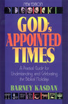 God's Appointed Times by Barney Kasdan