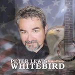 Scars & Stripes  CD  by Peter Lewis Whitebird