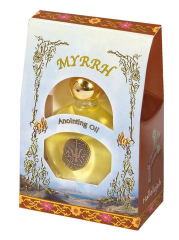 Myrrh Anointing Oil