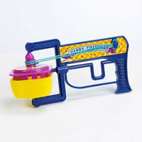 Aerodynamic Fun Dreidel Launcher