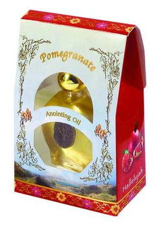Pomegranate Anointing Oil