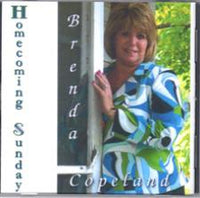 Homecoming Sunday   CD  by Brenda Copeland