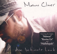 An Intimate Look CD by Mason Clover