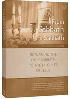 From Sabbath to Sabbath (Soft Cover)