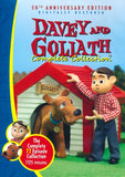 Davey and Goliath: The Complete Collection, 5 Disc Set (Repackaged)