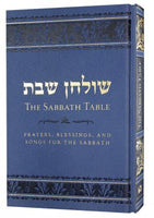 The Sabbath Table, Prayer Book, Hebrew / English Edition