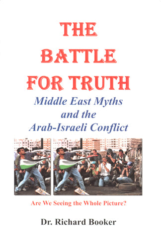 The Battle For Truth by Dr. Richard Booker