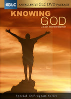 Knowing God : A 12 Part Study For New Believers by Richard Booker