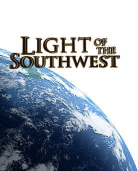 Light of the Southwest 100912 Guest: Audra Grace Shelby