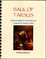 Saul of Tarsus by Richard Booker