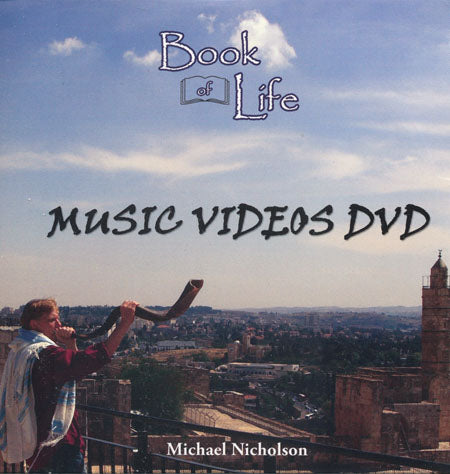 Book of Life Music Video DVD - Michael Nicholson
