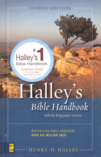 Halley's Bible Handbook by Henry Halley