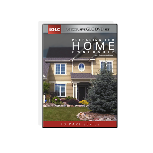 """Preparing for Home Ownership"" with Savannah Minor DVD series"