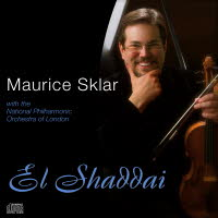 El Shaddai CD by Maurice Sklar