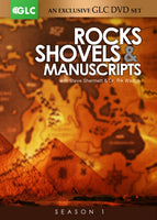 """Rocks, Shovels & Manuscripts"" Complete Season 1 (DVD)"