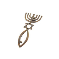 Messianic Roots Symbol Wall Hanging
