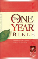 One Year Bible NLT - Tyndale House Publishers**