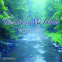 The Lord is My Healer   CD by Alyosha*