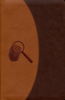 NKJV Evidence Bible, Duo-Tone Brown/Beige By: Ray Comfort