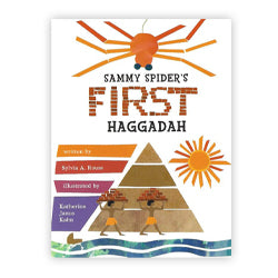 Sammy Spider's First Haggadah by Sylvia A. Rouss