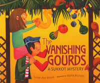 Vanishing Gourds by Susan Axe-Bronk