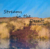 Streams in the Desert CD - Jimmie Black