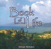 Book of Life CD by Michael Nicholson