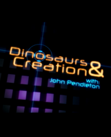 "John Pendleton Program 27 ""Lived with Man, Dinosaurs Proved Creation"""
