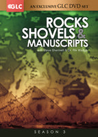 """Rocks, Shovels & Manuscripts"" Complete Season 3 (DVD)"