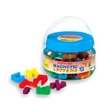 Aleph Bet Magnetic Letters