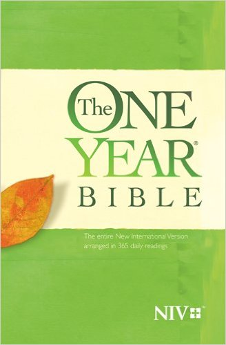 One Year Bible NIV - Tyndale House Publishers*