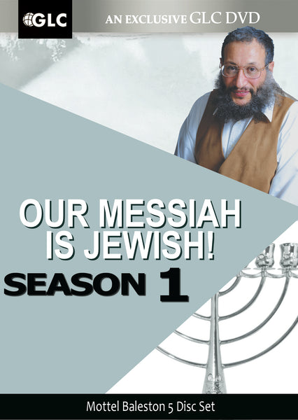 """Our Messiah Is Jewish"" by Mottel Baleston  Season 1"