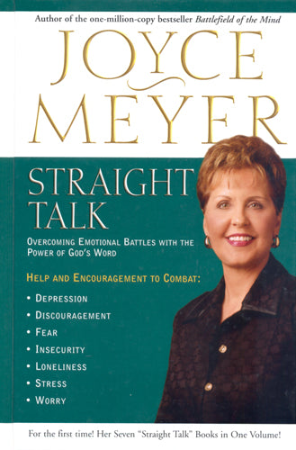 Straight Talk by Joyce Meyer
