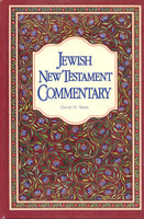 Jewish New Testament Commentary Translated by David Stern