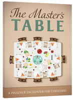 The Master's Table, Book  by FFOZ