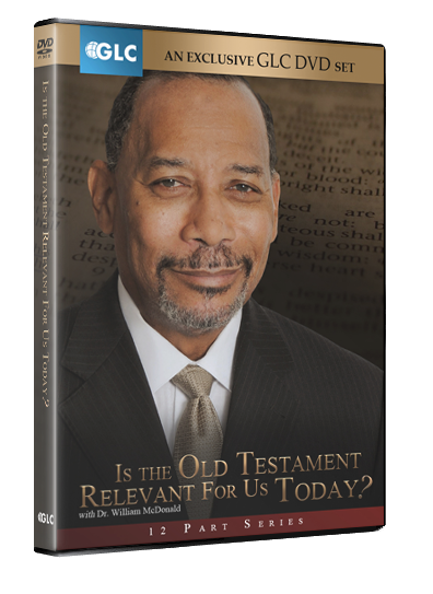 Dr William McDonald:  Is the OT Relevant For Us Today? / 12-Part Series (DVD or CD)