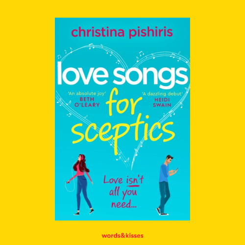 Love Songs for Sceptics by Christina Pishiris