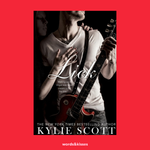 Lick by Kylie Scott (Stage Dive #1)