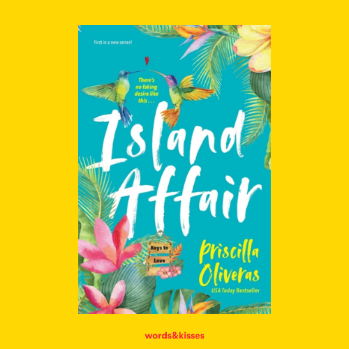Island Affair by Priscilla Oliveras (Keys to Love #1)