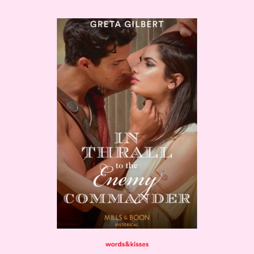 In Thrall to the Enemy Commander by Greta Gilbert