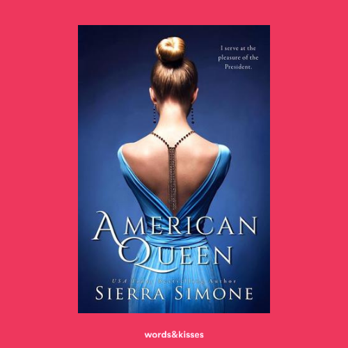 American Queen by Sierra Simone (New Camelot #1)