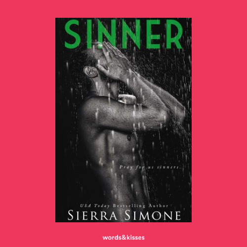 Sinner by Sierra Simone (Priest #3)