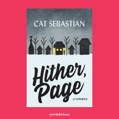 Hither, Page (Page & Sommers #1) by Cat Sebastian