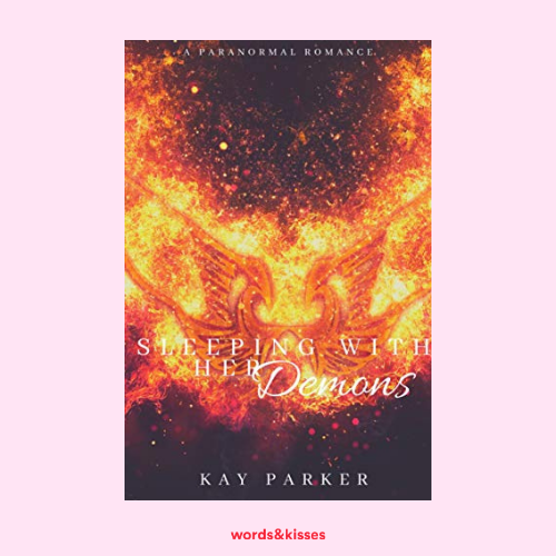 Sleeping with Her Demons by Kay Parker (Silvashire County Trilogy #1)